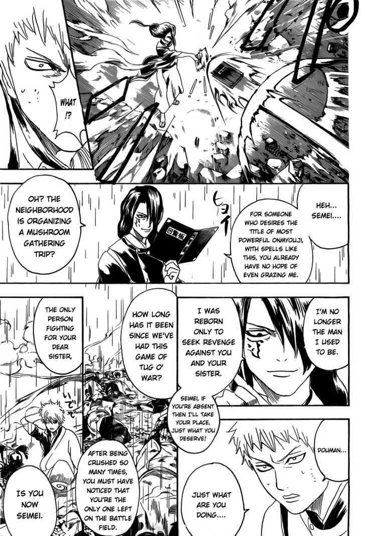 Gintama Chapter 284  Online Free Manga Read Image 3