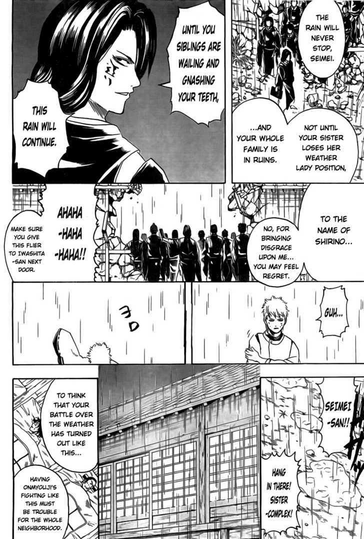 Gintama Chapter 284  Online Free Manga Read Image 4