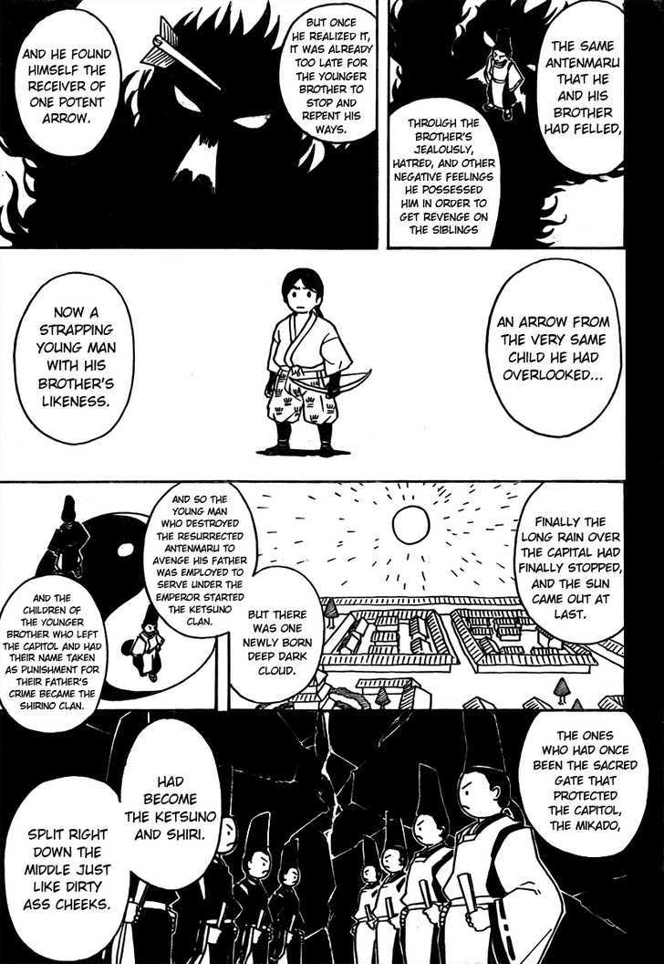 Gintama Chapter 287  Online Free Manga Read Image 12