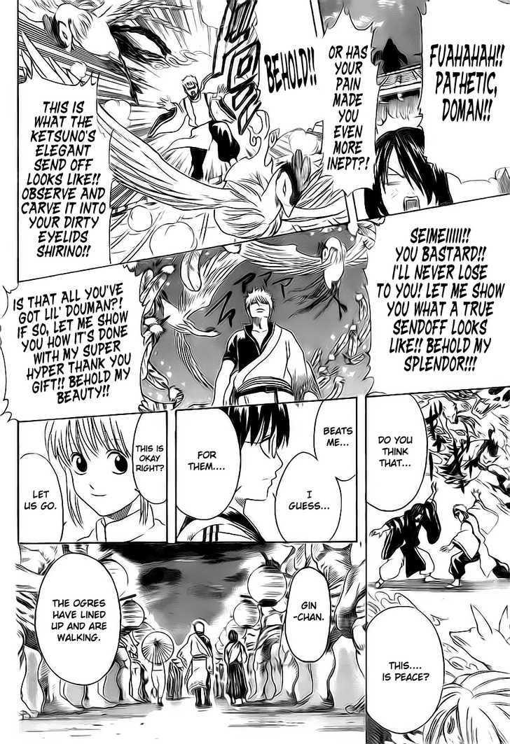Gintama Chapter 289  Online Free Manga Read Image 18