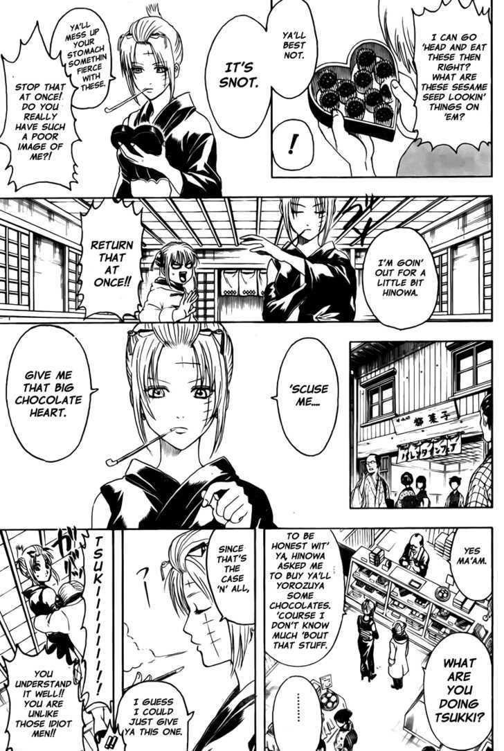 Gintama Chapter 295  Online Free Manga Read Image 10