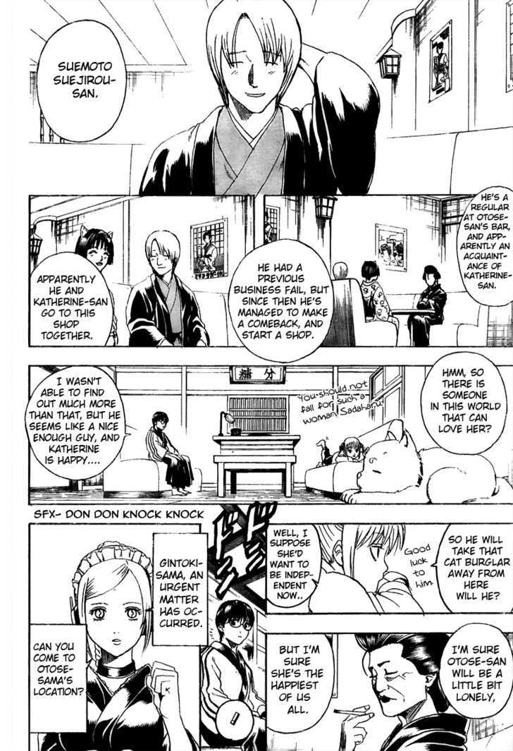 Gintama Chapter 296  Online Free Manga Read Image 9
