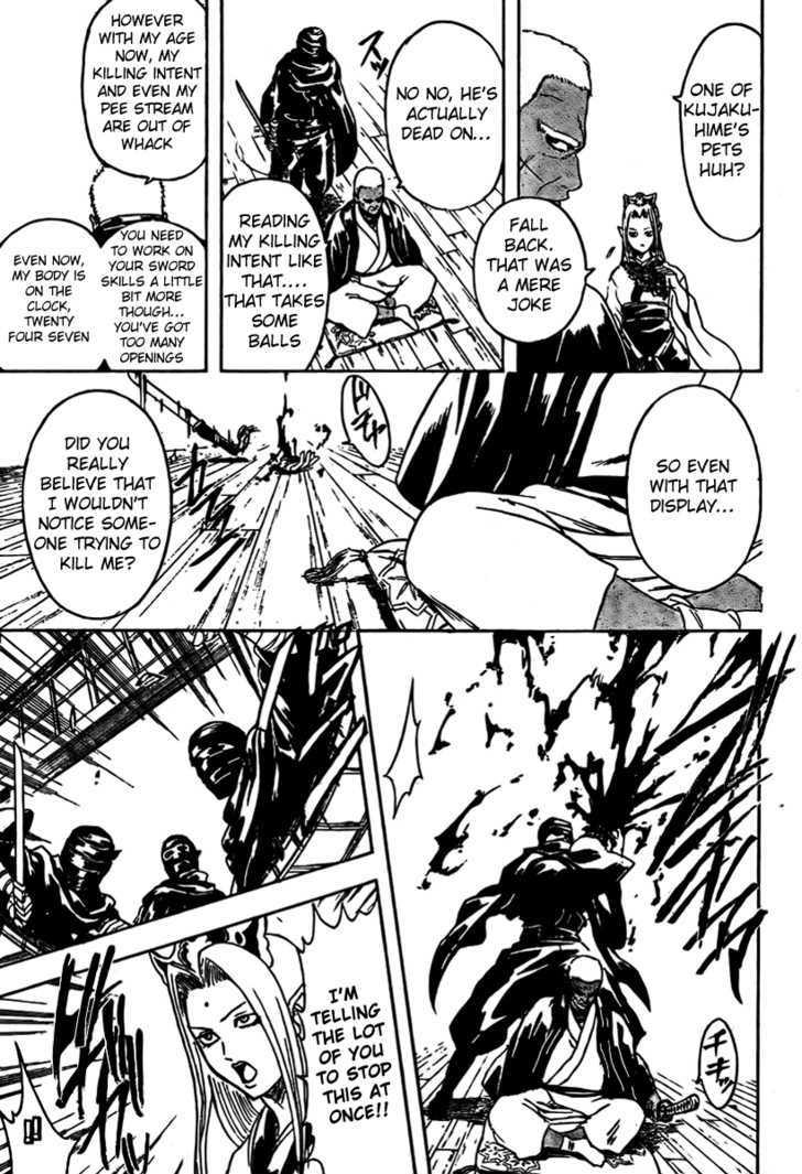 Gintama Chapter 298  Online Free Manga Read Image 15