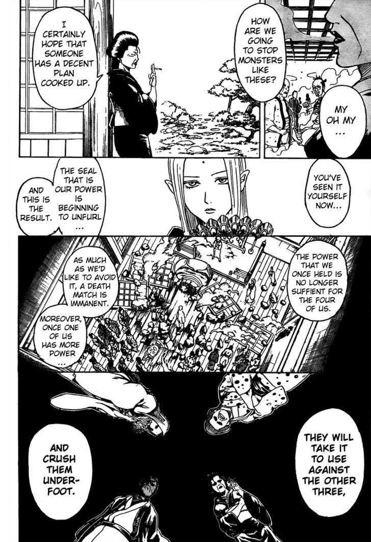 Gintama Chapter 298  Online Free Manga Read Image 18