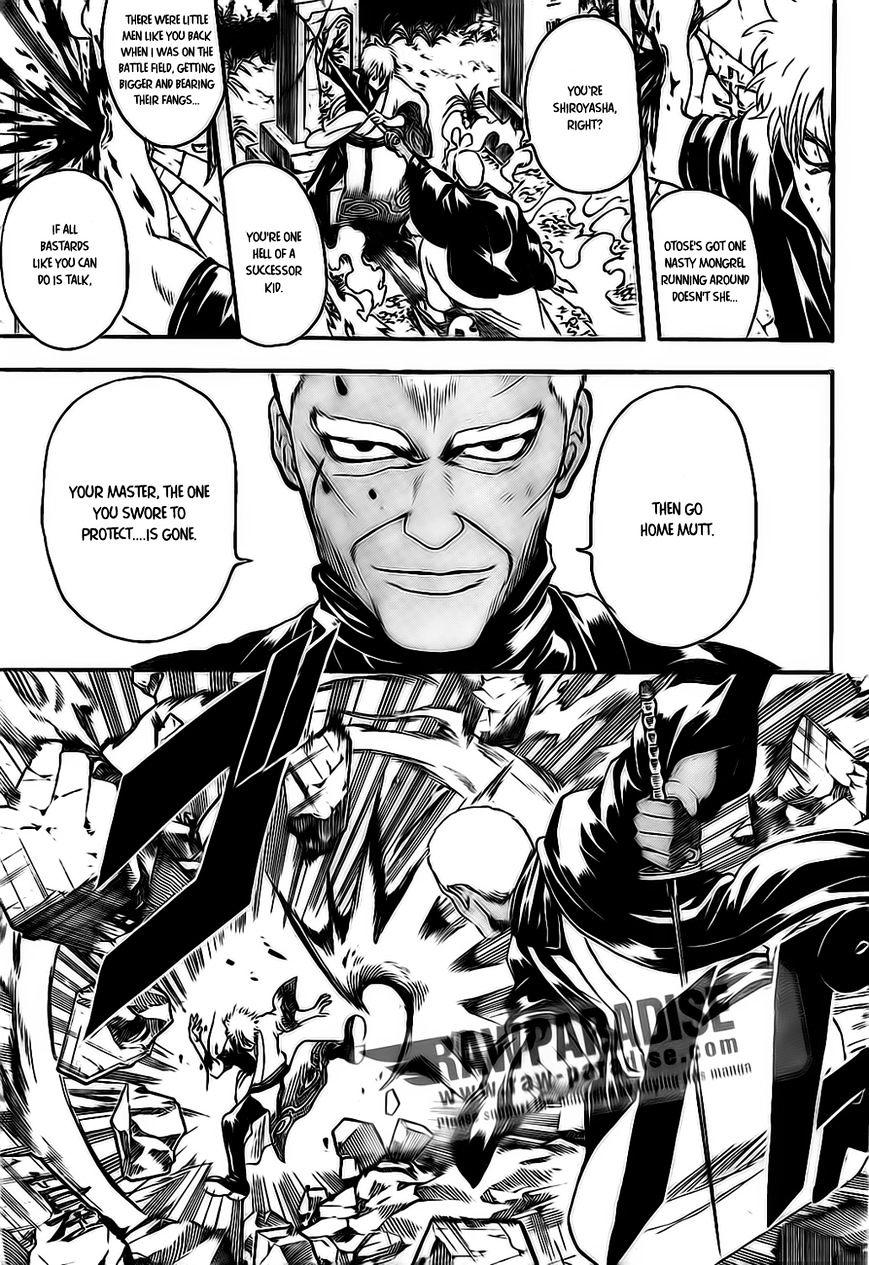 Gintama Chapter 300  Online Free Manga Read Image 15