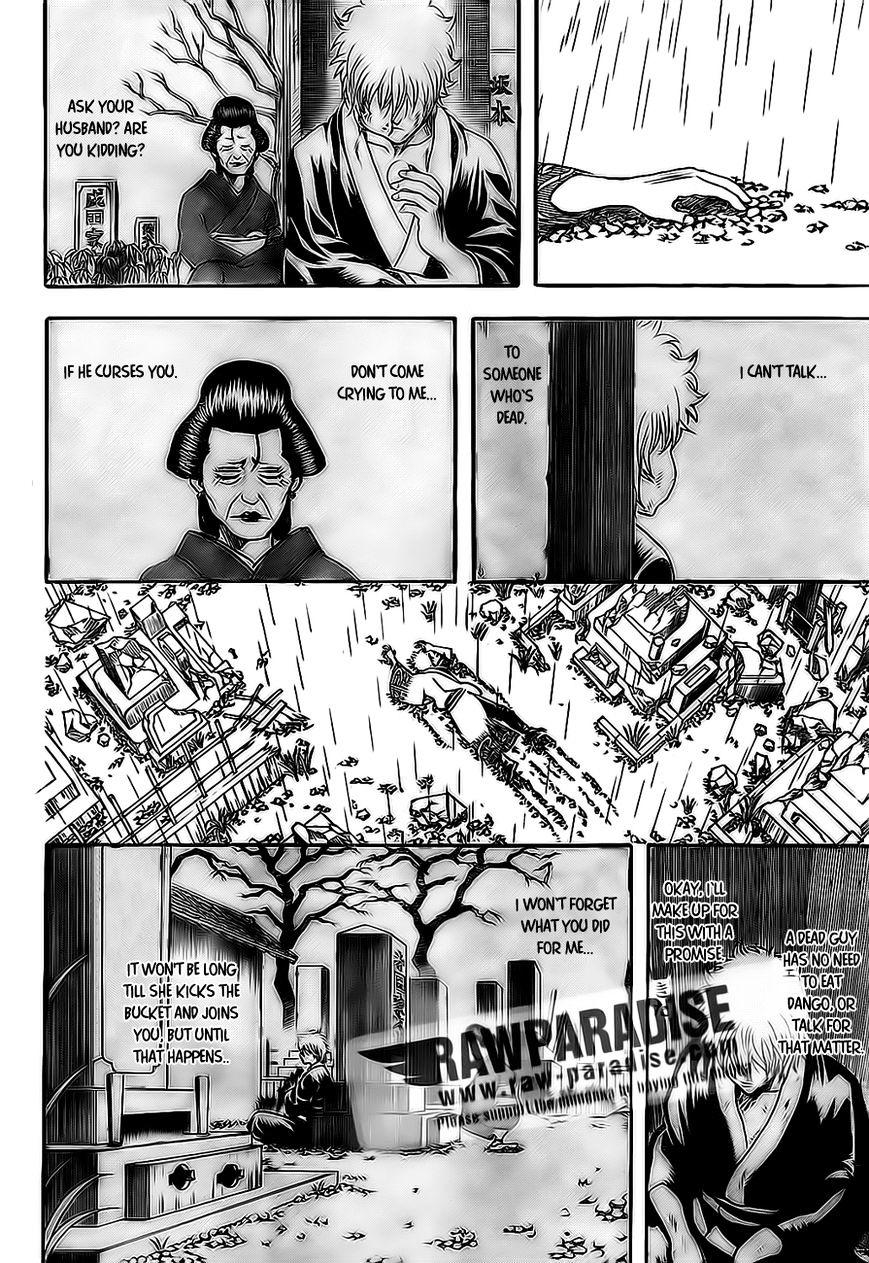 Gintama Chapter 300  Online Free Manga Read Image 18