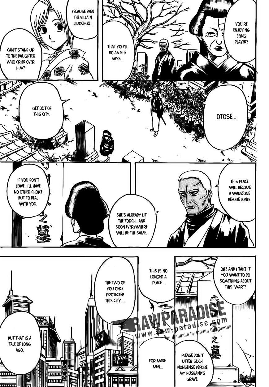 Gintama Chapter 300  Online Free Manga Read Image 3