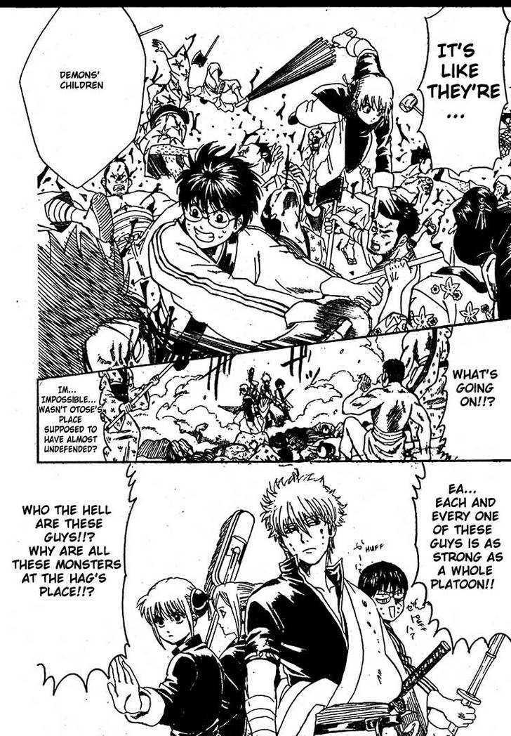 Gintama Chapter 303  Online Free Manga Read Image 13