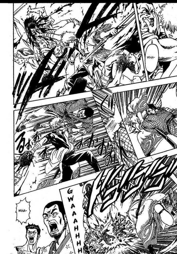 Gintama Chapter 303  Online Free Manga Read Image 9