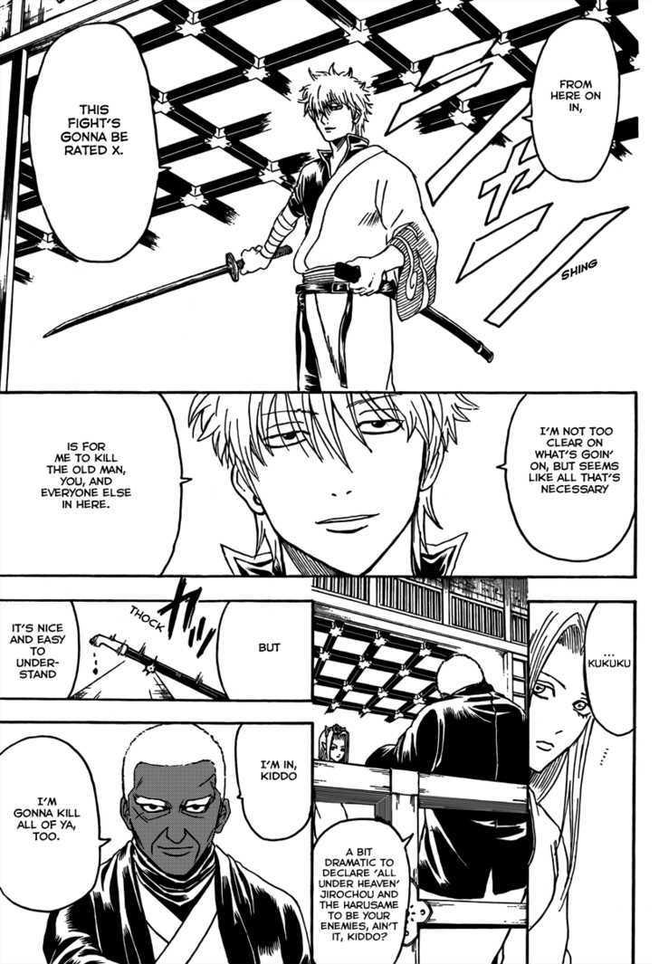 Gintama Chapter 306  Online Free Manga Read Image 10