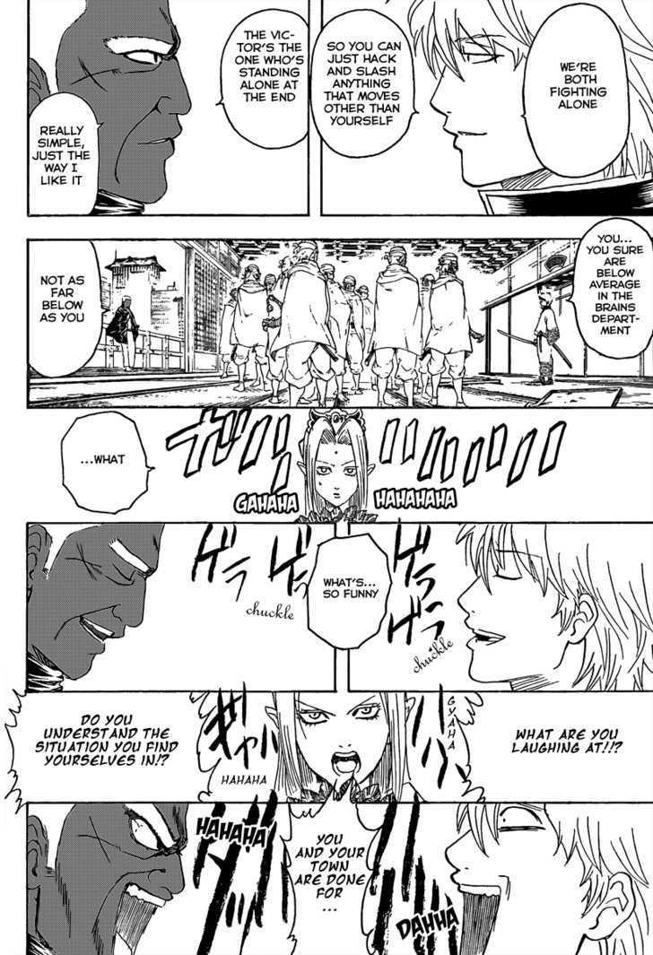 Gintama Chapter 306  Online Free Manga Read Image 11