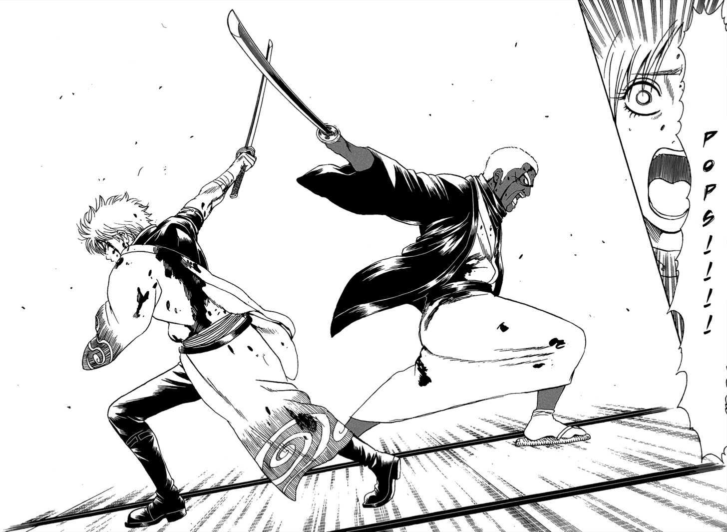 Gintama Chapter 308  Online Free Manga Read Image 14