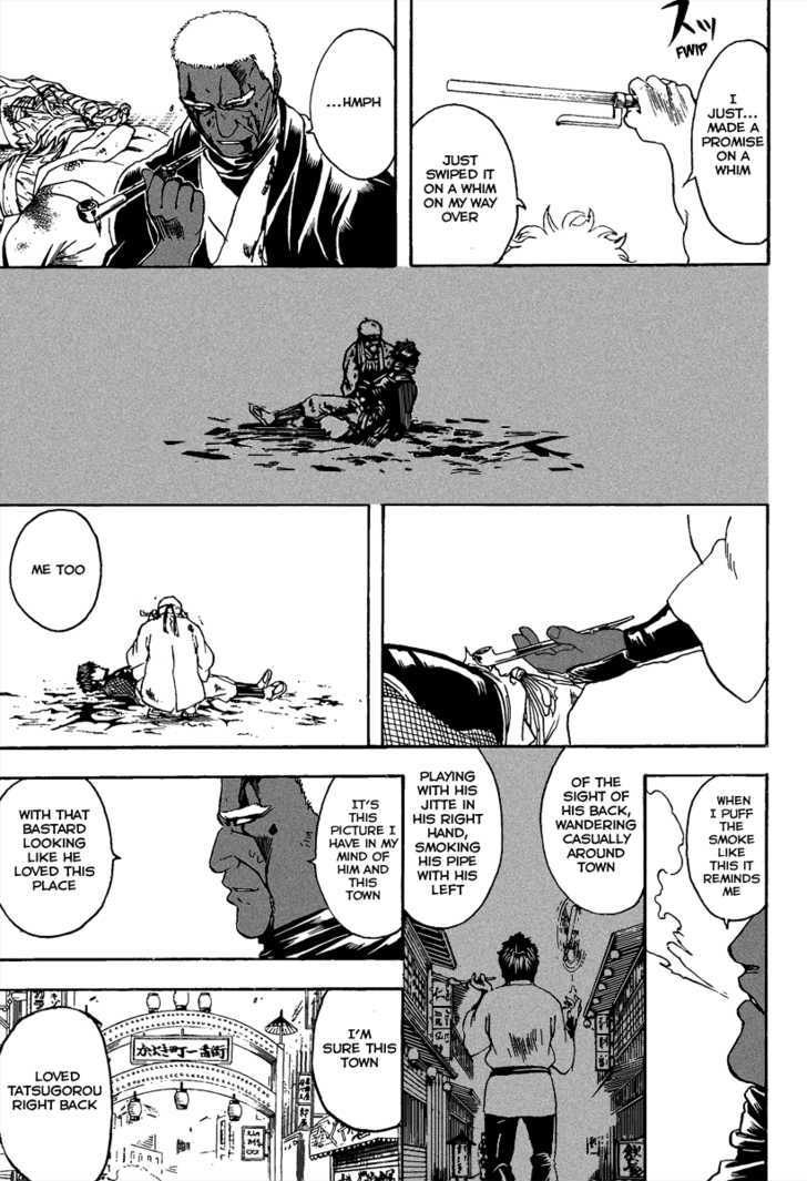 Gintama Chapter 308  Online Free Manga Read Image 7