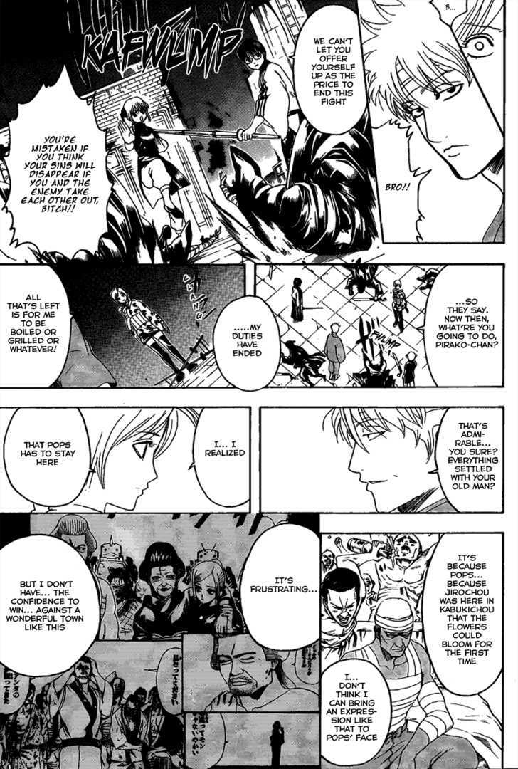 Gintama Chapter 309  Online Free Manga Read Image 13