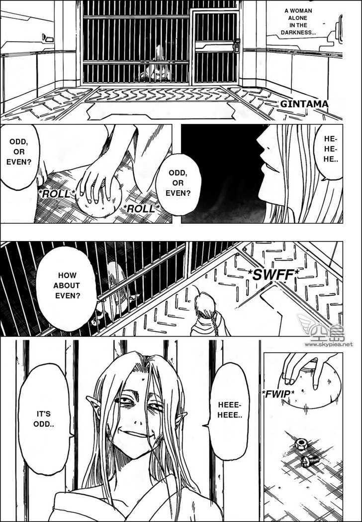 Gintama Chapter 310  Online Free Manga Read Image 1
