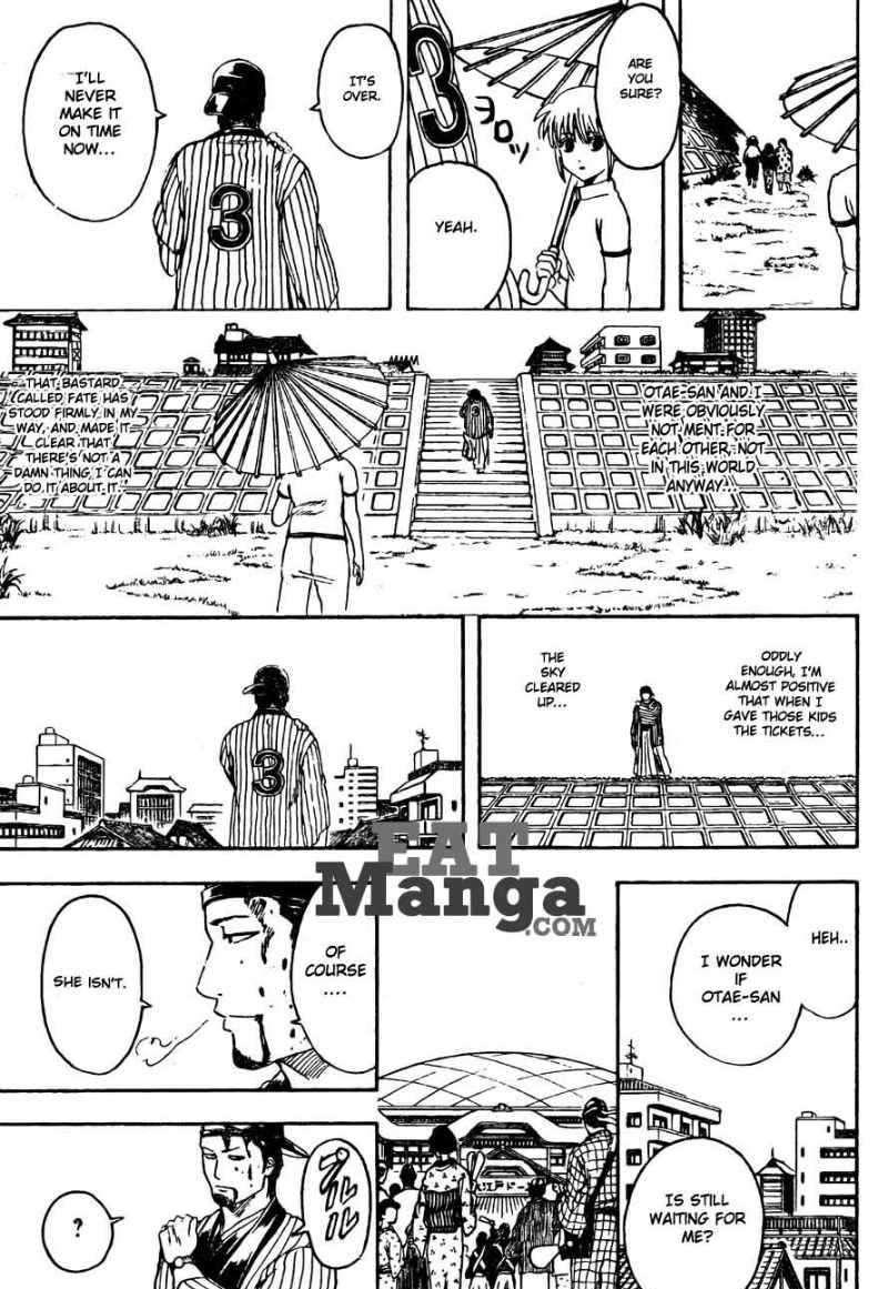 Gintama Chapter 313  Online Free Manga Read Image 10