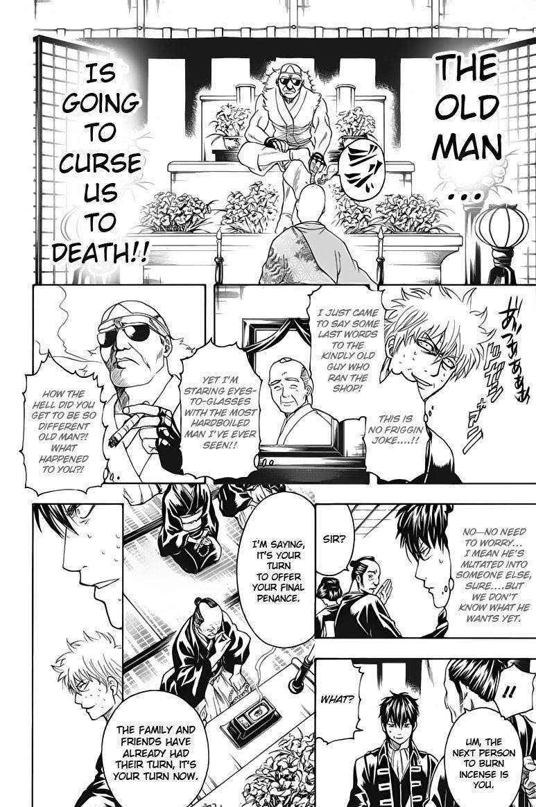 Gintama Chapter 316  Online Free Manga Read Image 10