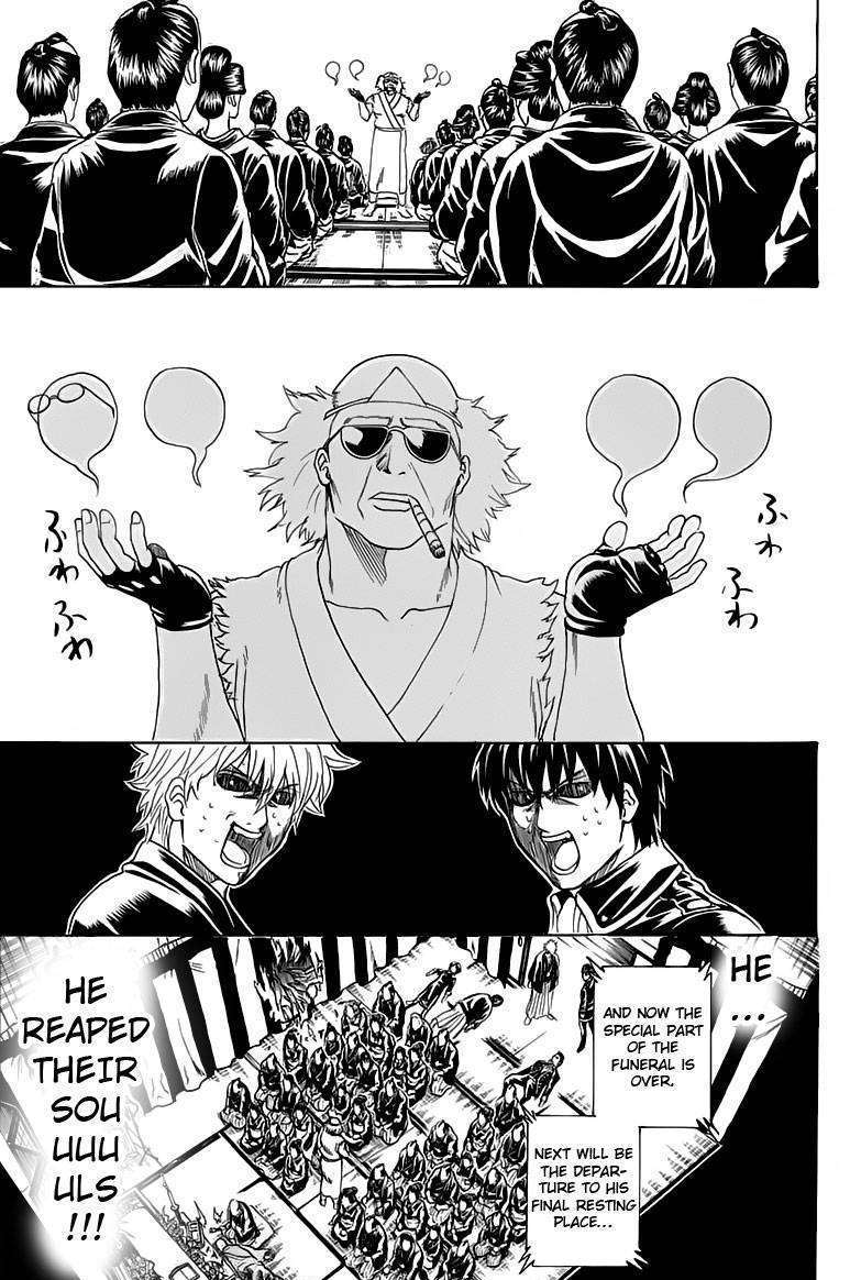 Gintama Chapter 316  Online Free Manga Read Image 19