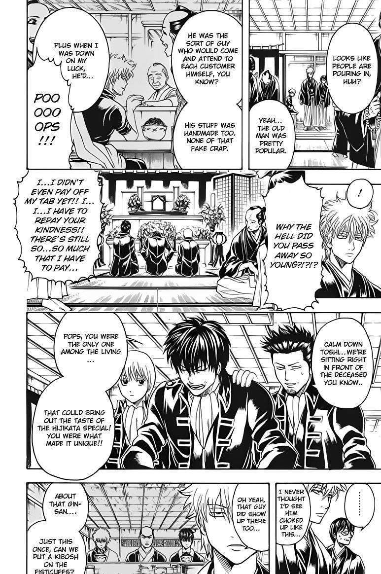 Gintama Chapter 316  Online Free Manga Read Image 2