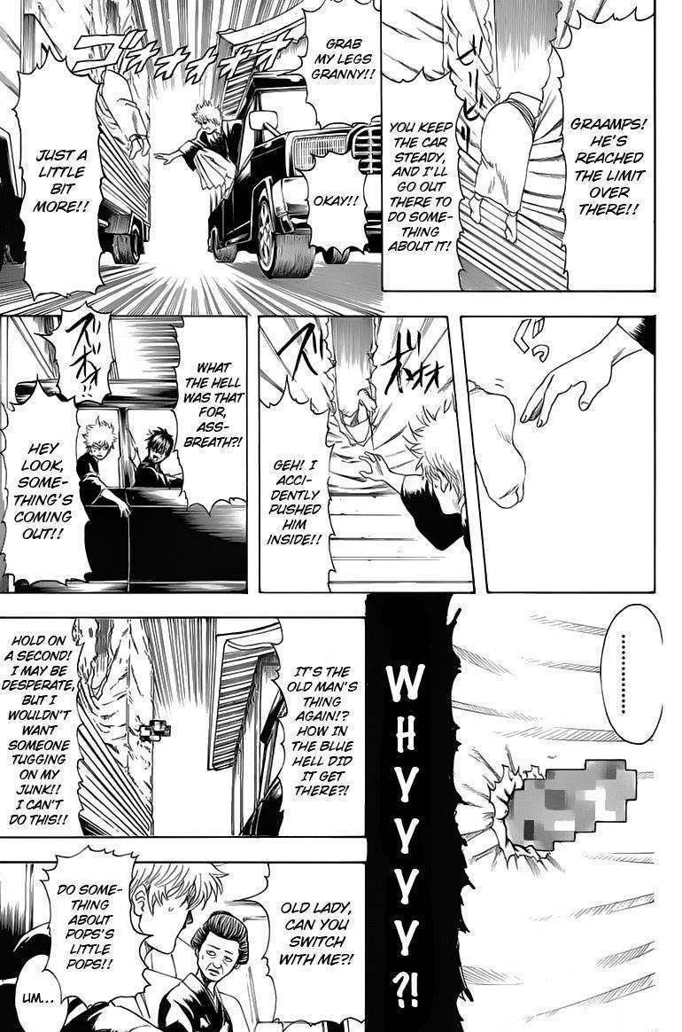 Gintama Chapter 317  Online Free Manga Read Image 13
