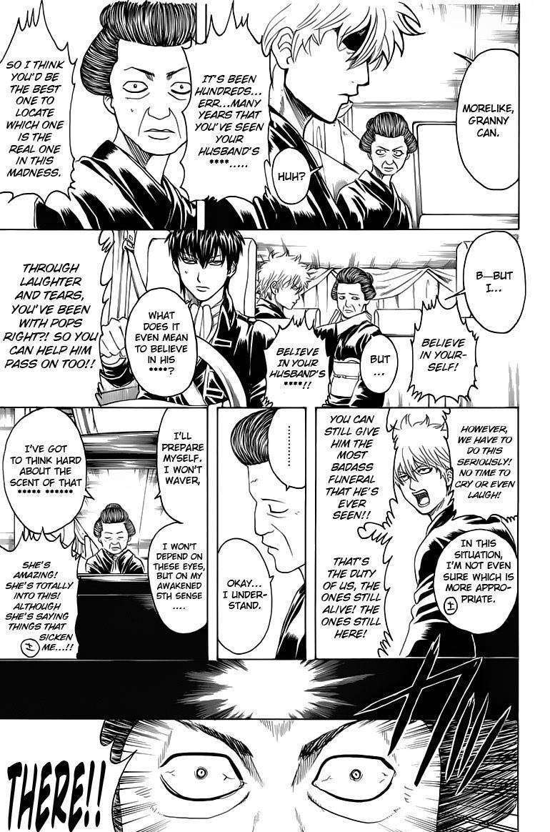 Gintama Chapter 317  Online Free Manga Read Image 15