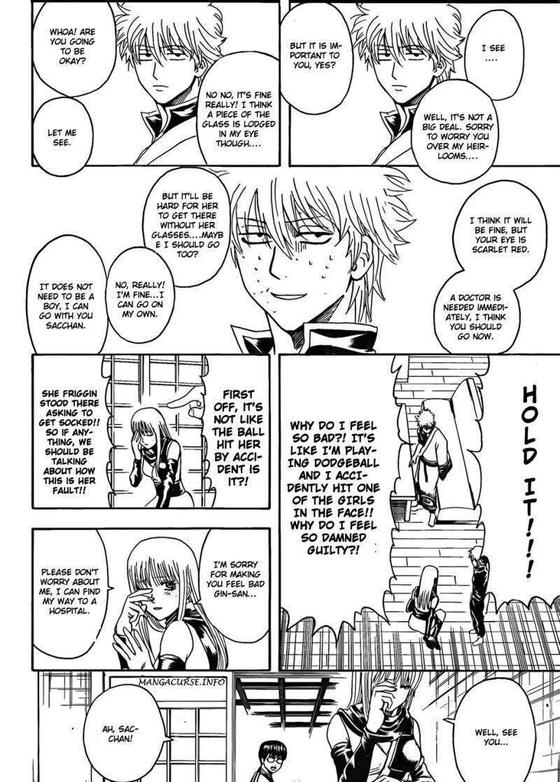 Gintama Chapter 318  Online Free Manga Read Image 4