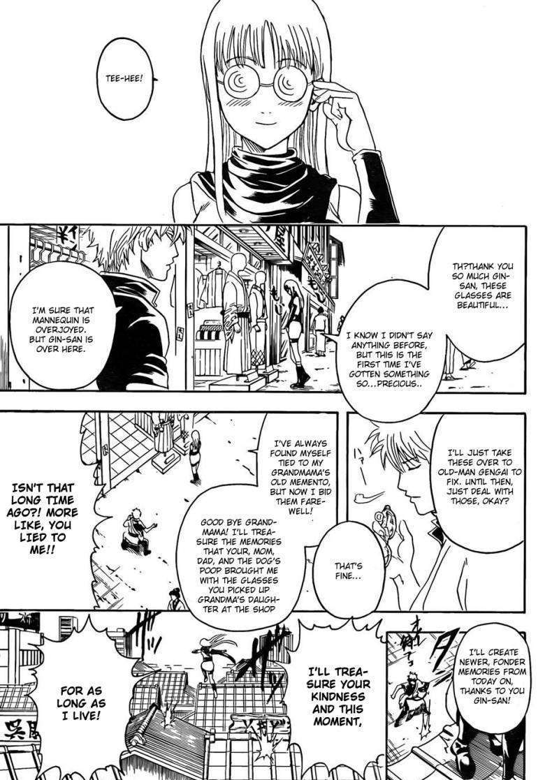 Gintama Chapter 318  Online Free Manga Read Image 7