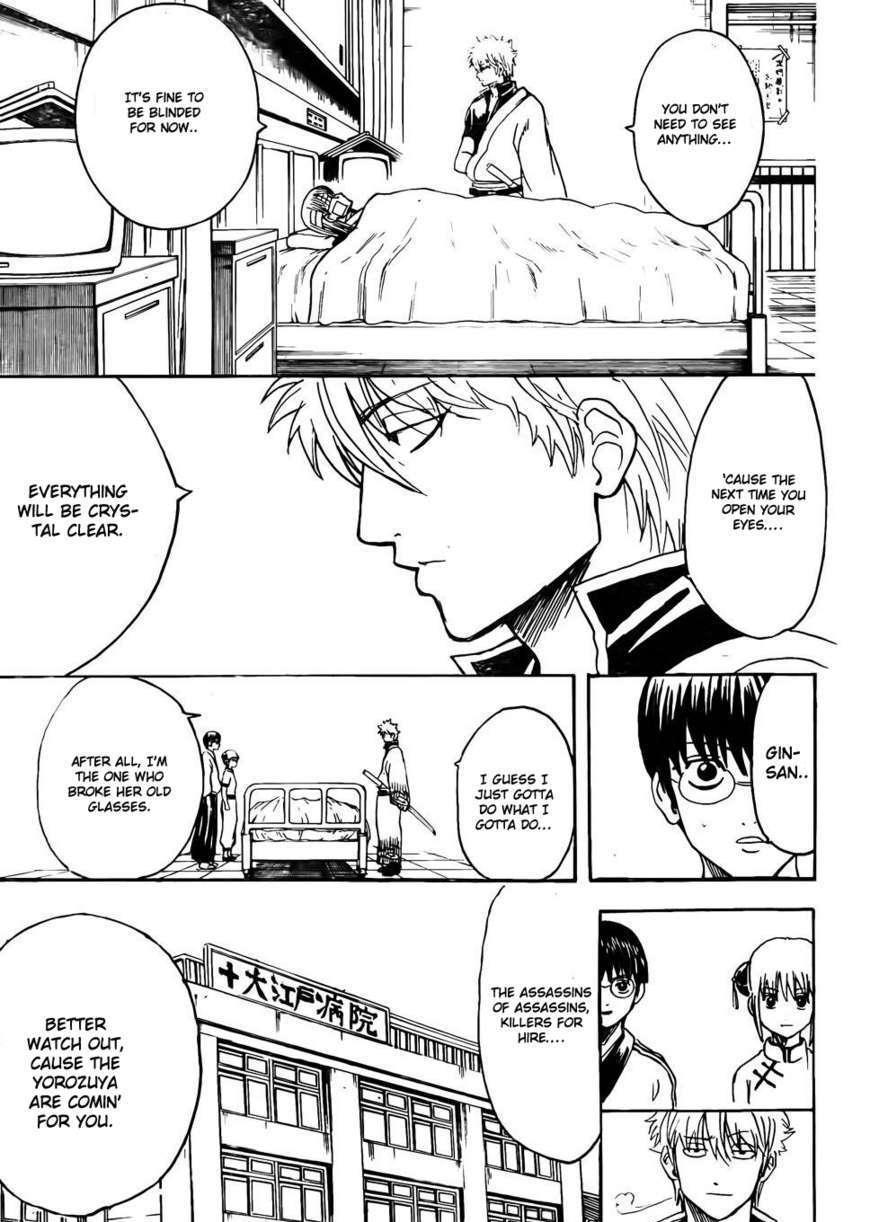 Gintama Chapter 319  Online Free Manga Read Image 10