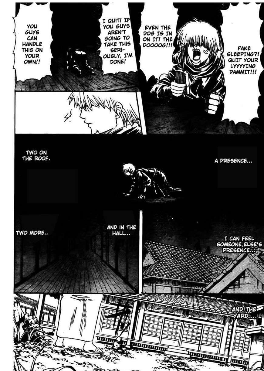 Gintama Chapter 319  Online Free Manga Read Image 19