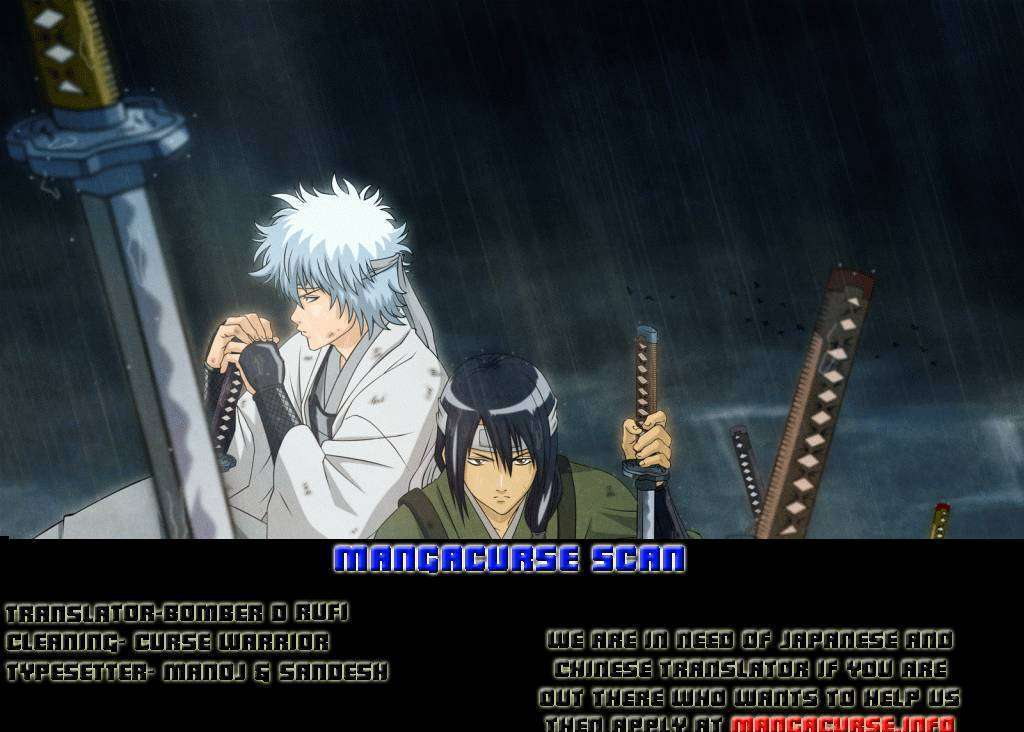 Gintama Chapter 321  Online Free Manga Read Image 1