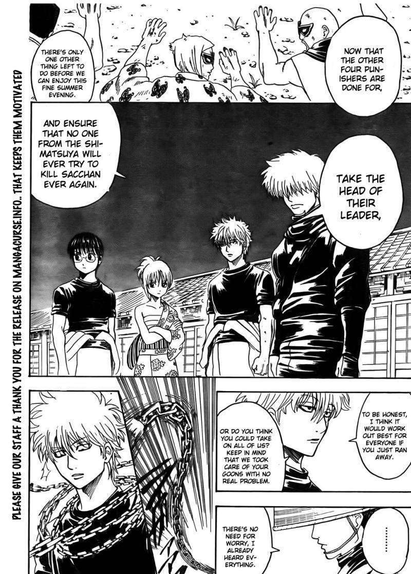 Gintama Chapter 321  Online Free Manga Read Image 3