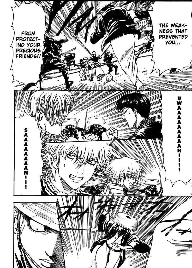 Gintama Chapter 321  Online Free Manga Read Image 7