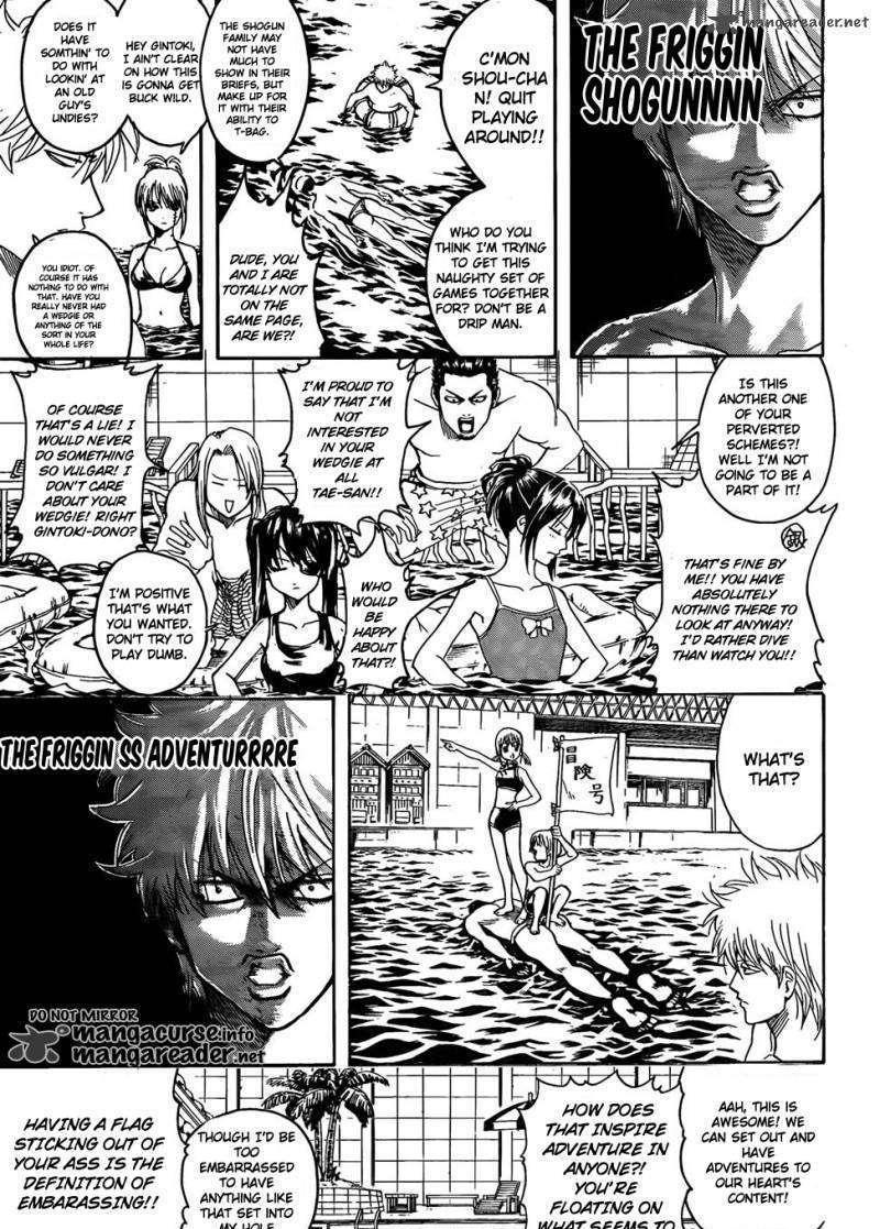 Gintama Chapter 323  Online Free Manga Read Image 13
