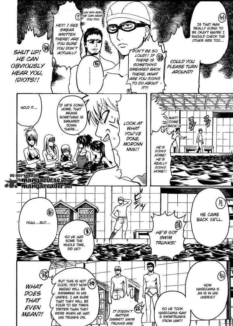 Gintama Chapter 323  Online Free Manga Read Image 6