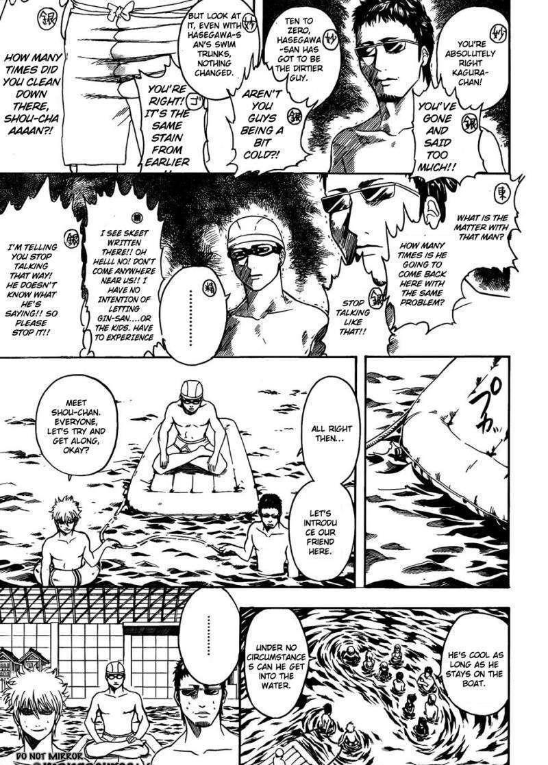 Gintama Chapter 323  Online Free Manga Read Image 7