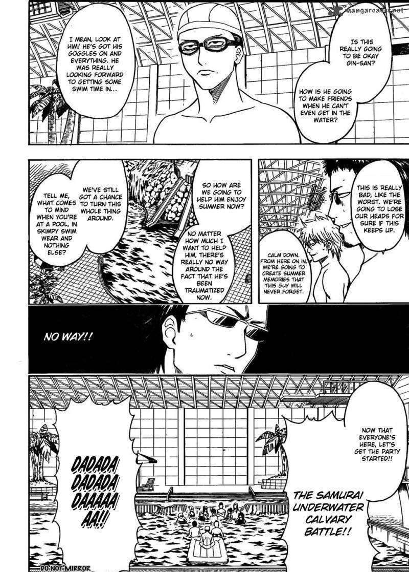 Gintama Chapter 323  Online Free Manga Read Image 8