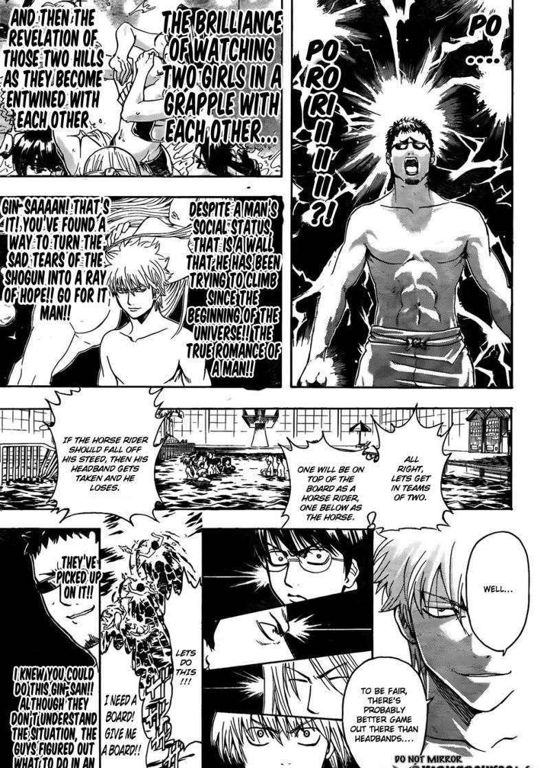 Gintama Chapter 323  Online Free Manga Read Image 9