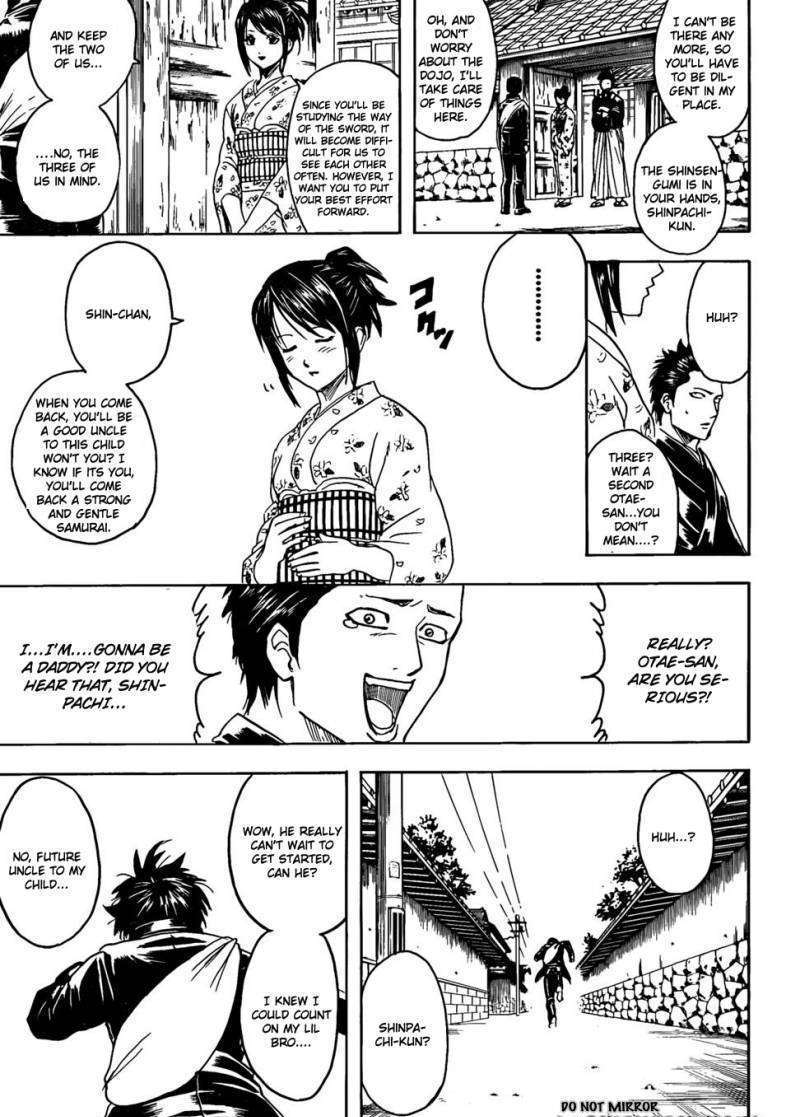 Gintama Chapter 325  Online Free Manga Read Image 4