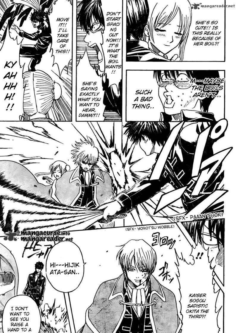 Gintama Chapter 326  Online Free Manga Read Image 11