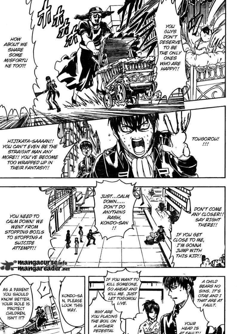 Gintama Chapter 326  Online Free Manga Read Image 15