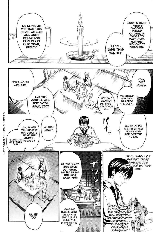 Gintama Chapter 327  Online Free Manga Read Image 8