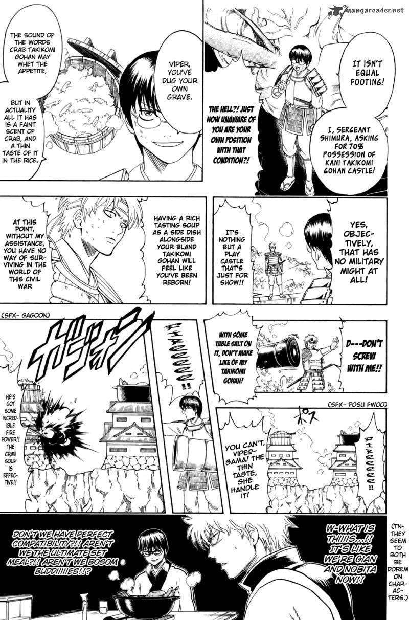 Gintama Chapter 328  Online Free Manga Read Image 13