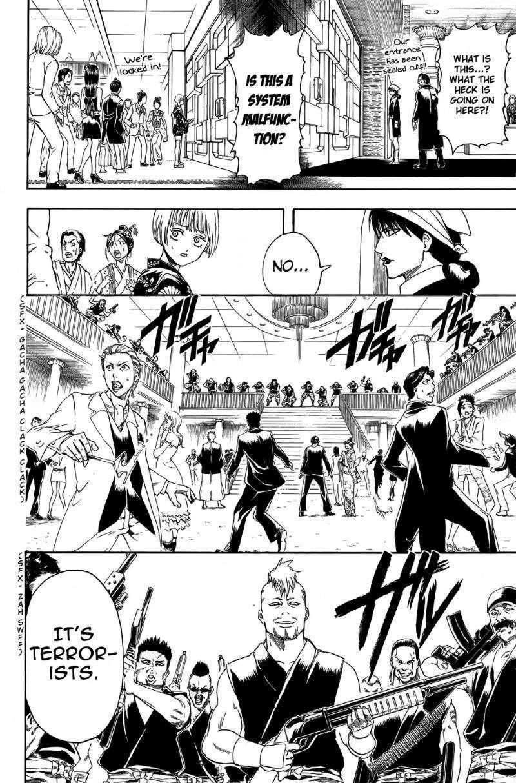 Gintama Chapter 329  Online Free Manga Read Image 25