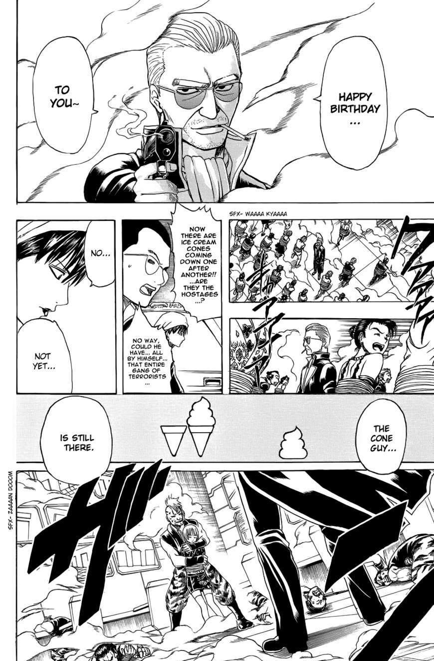 Gintama Chapter 330  Online Free Manga Read Image 14
