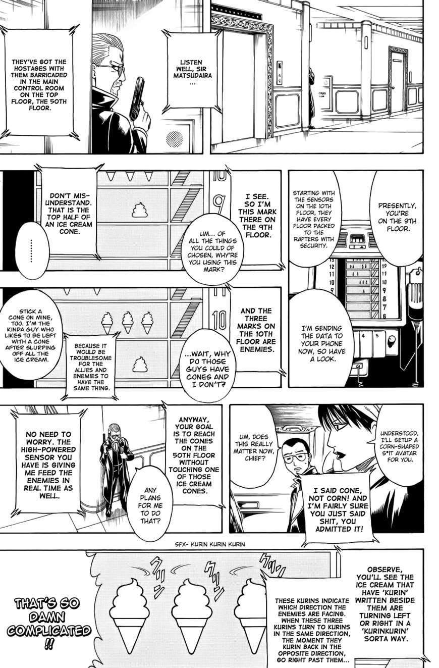 Gintama Chapter 330  Online Free Manga Read Image 7