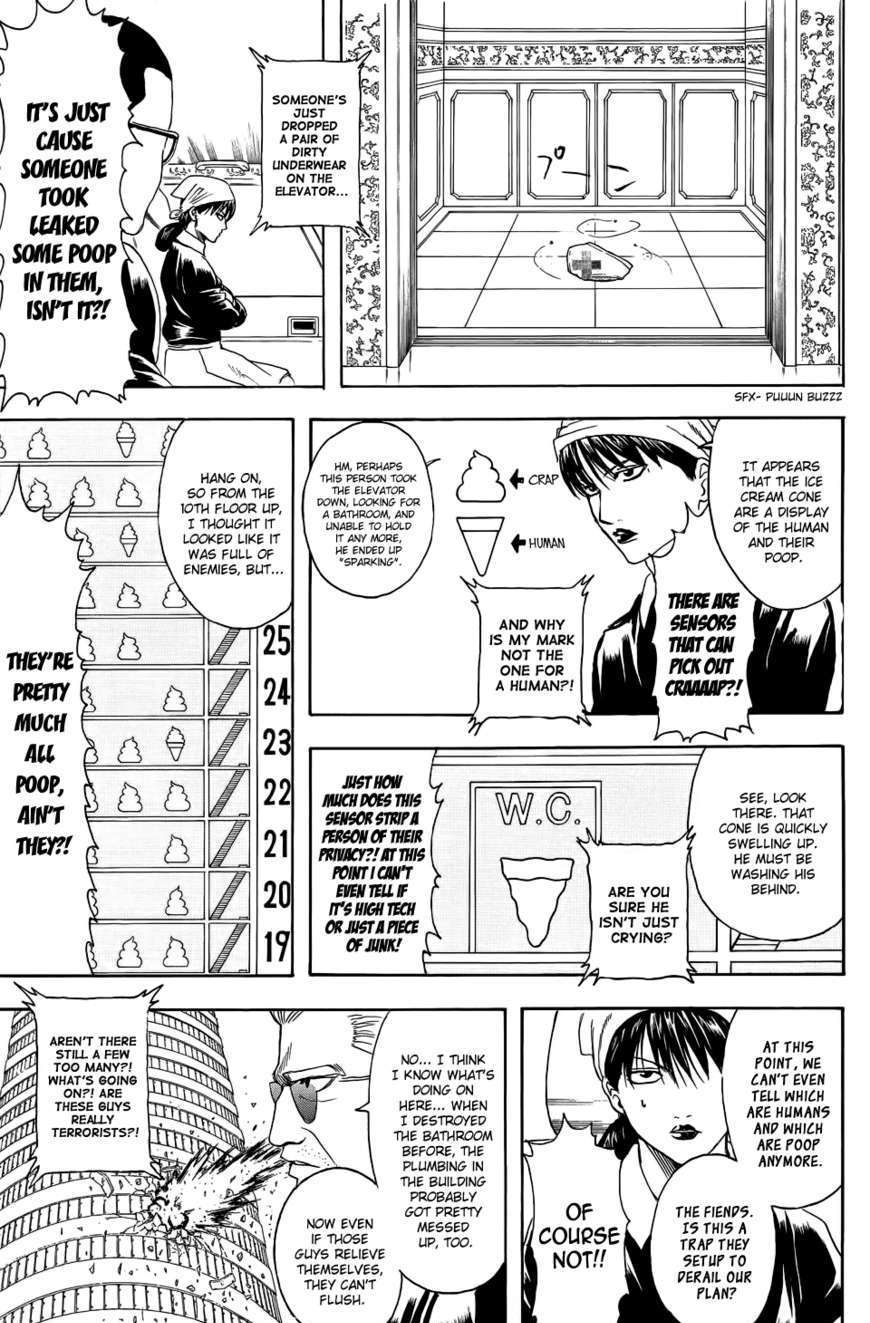 Gintama Chapter 330  Online Free Manga Read Image 9