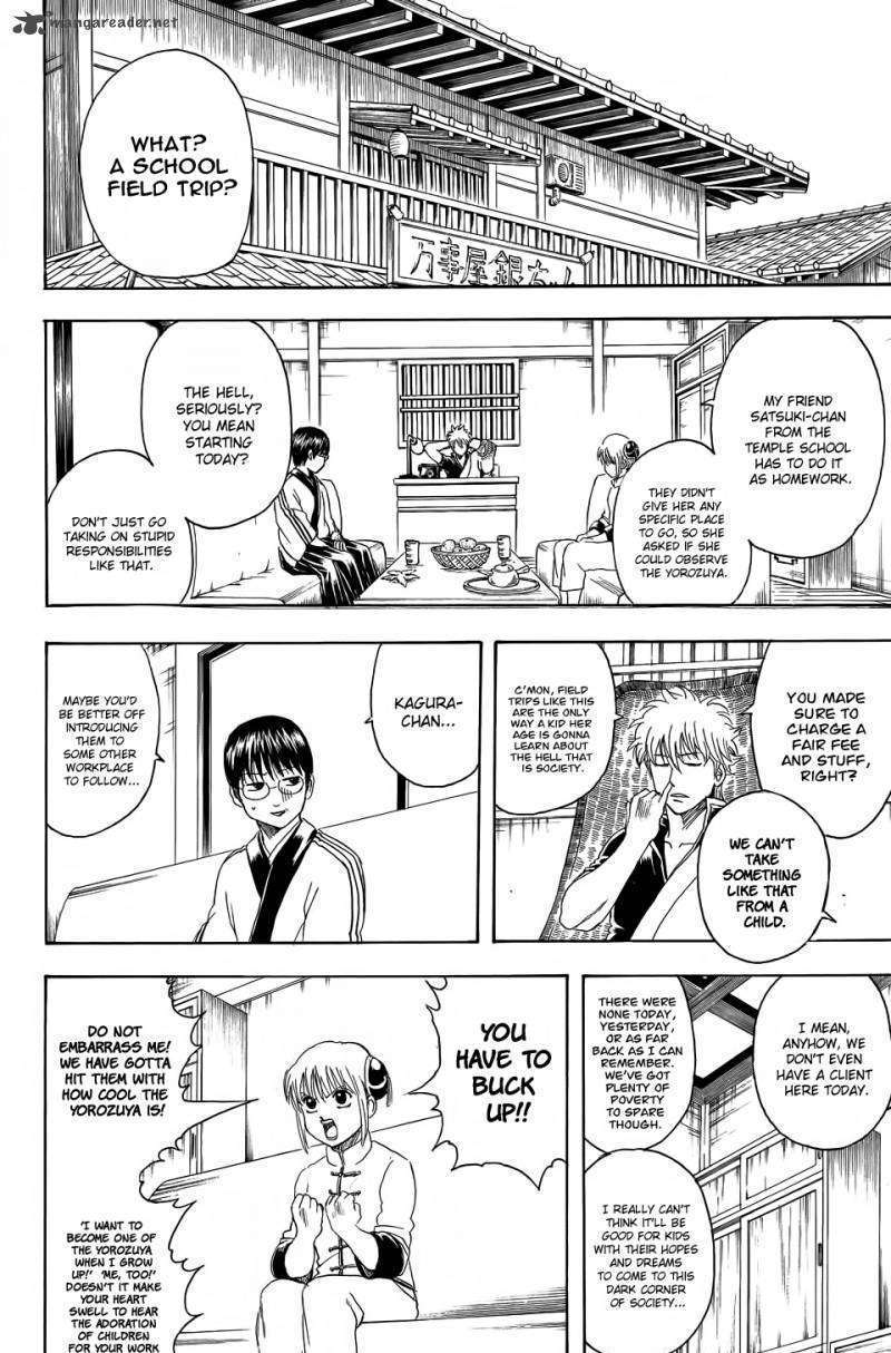 Gintama Chapter 331  Online Free Manga Read Image 5