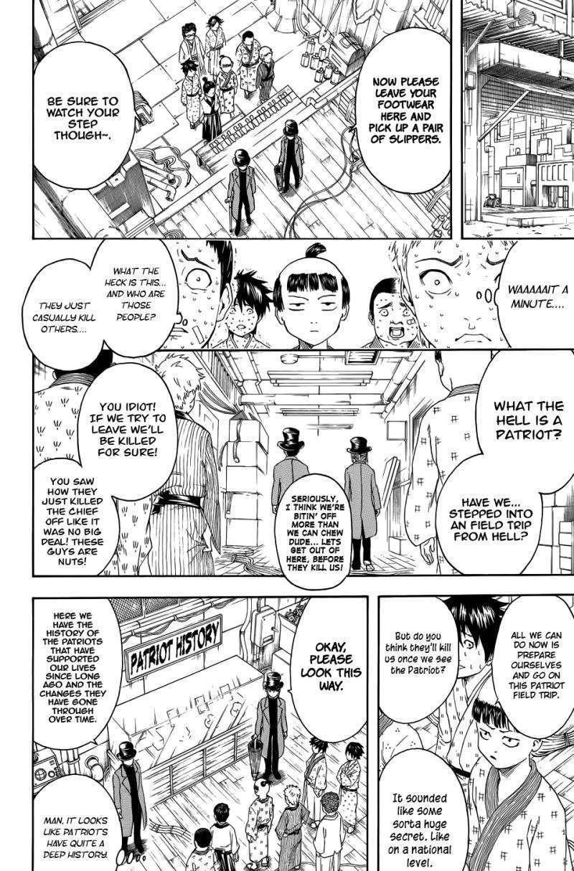 Gintama Chapter 332  Online Free Manga Read Image 6