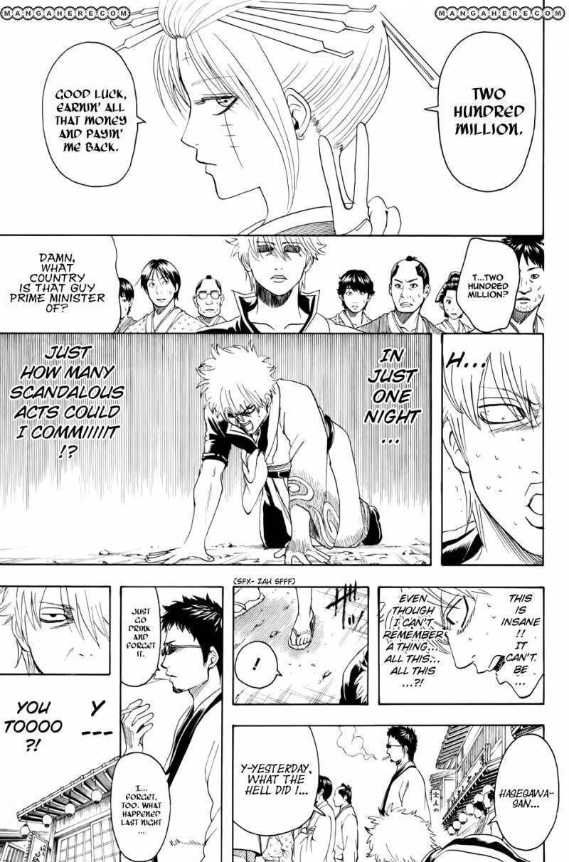Gintama Chapter 336  Online Free Manga Read Image 19