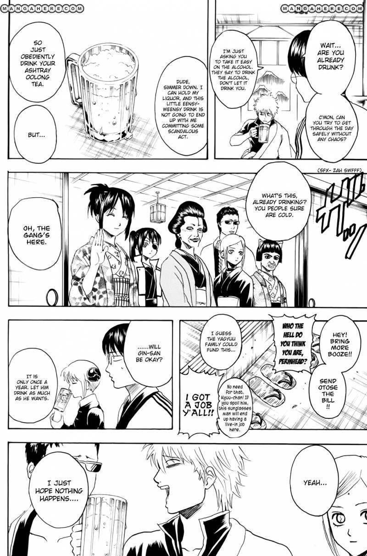 Gintama Chapter 336  Online Free Manga Read Image 4